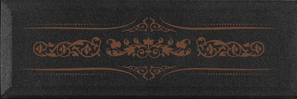 Decor Versalles Black Copper