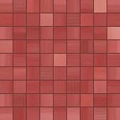 MOSAICO PLEASURE CHERRY 31,6*31,6 (Мозаика) 1к-5шт
