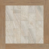 Magnetique White Inserto Root Ret 60x60