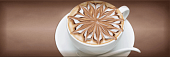 Decor Coffee Capuccino Marron B